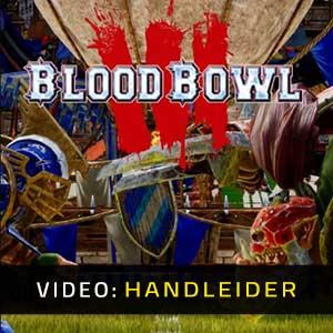 Blood Bowl 3 Video-opname