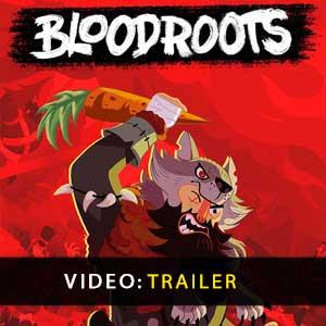 Koop Bloodroots CD Key Goedkoop Vergelijk de Prijzen