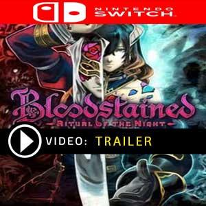 Koop Bloodstained Ritual of the Night Nintendo Switch Goedkope Prijsvergelijke
