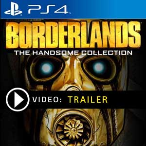 Koop Borderlands The Handsome Collection PS4 Code Compare Prices