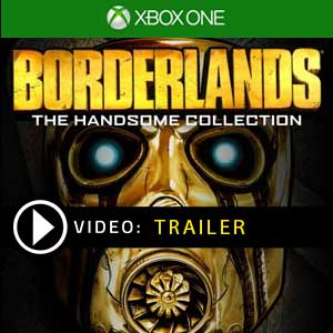 Koop Borderlands The Handsome Collection Xbox One Code Compare Prices