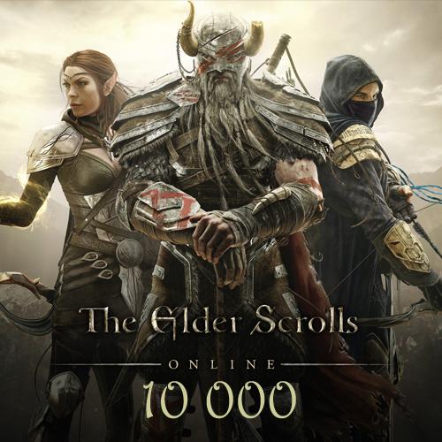 10000 The Elder Scrolls Online