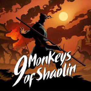 Koop 9 Monkeys of Shaolin Nintendo Switch Goedkope Prijsvergelijke