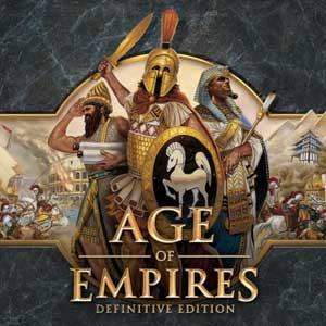 Koop Age of Empires Definitive Edition CD Key Goedkoop Vergelijk de Prijzen
