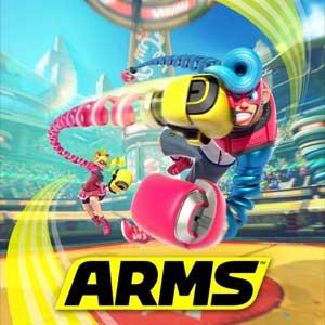 Koop ARMS Nintendo Switch Goedkope Prijsvergelijke