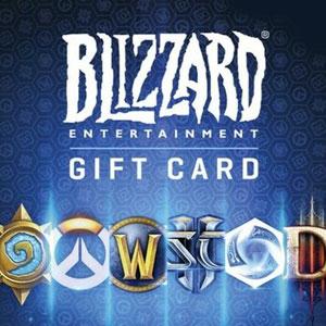 Koop Battle.net Gift Cards Goedkoop Vergelijk de Prijzen