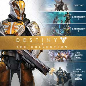 Koop Destiny The Collection PS4 Code Compare Prices