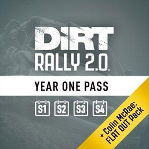 Koop DiRT Rally 2.0 Year One Pass CD Key Goedkoop Vergelijk de Prijzen