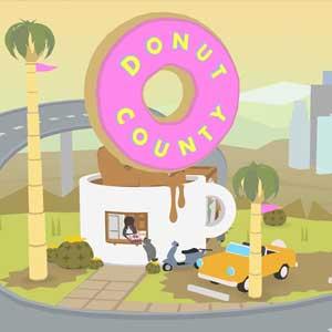 Koop Donut County CD Key Goedkoop Vergelijk de Prijzen