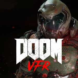 Koop DOOM VFR PS4 Code Compare Prices