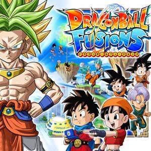 Koop Dragon Ball Fusions 3DS Download Code Prijsvergelijker