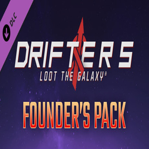 Drifters Loot the Galaxy Founders Pack