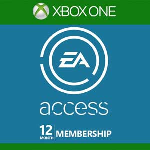 Koop EA Access 12 Maanden Subscription Xbox One Code Compare Prices
