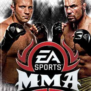 Koop EA Sports MMA PS3 Code Compare Prices