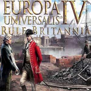 Koop Europa Universalis 4 Rule Britannia CD Key Goedkoop Vergelijk de Prijzen