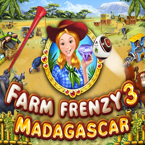 Koop Farm Frenzy 3 Madagascar CD Key Compare Prices