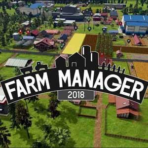 Koop Farm Manager 2018 CD Key Goedkoop Vergelijk de Prijzen