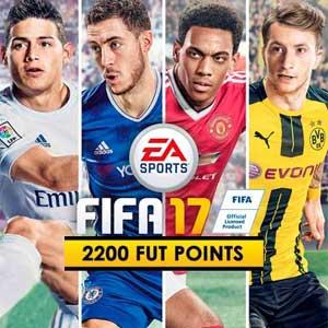 Koop FIFA 17 2200 FUT Punten CD Key Compare Prices