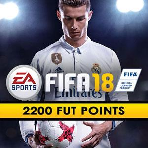 Koop FIFA 18 2200 FUT Punten CD Key Compare Prices