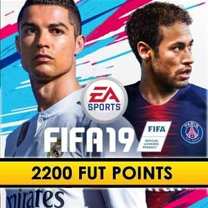 Koop FIFA 19 FUT Punten Goedkoop Vergelijk de Prijzen