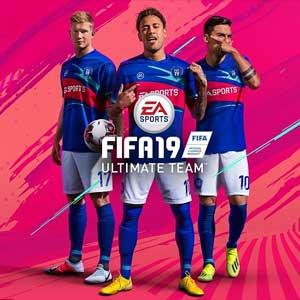 Koop FIFA 19 FUT Punten PS4 Goedkoop Vergelijk de Prijzen