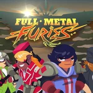 Koop Full Metal Furies CD Key Goedkoop Vergelijk de Prijzen