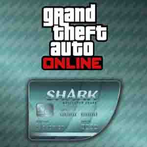 Koop GTAO Megalodon Shark Cash Card GameCard Code Compare Prices
