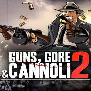 Koop Guns, Gore and Cannoli 2 CD Key Goedkoop Vergelijk de Prijzen