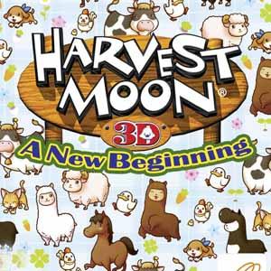 Koop Harvest Moon 3D A New Beginning Nintendo 3DS Download Code Prijsvergelijker