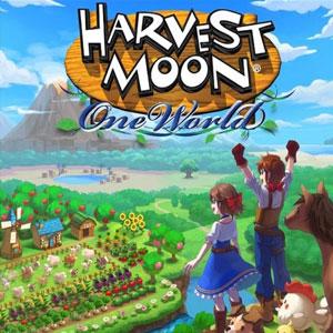 Koop Harvest Moon One World Nintendo Switch Goedkope Prijsvergelijke