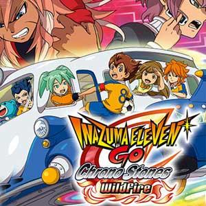 Koop Inazuma Eleven GO Chrono Stones Wildfire Nintendo 3DS Download Code Prijsvergelijker