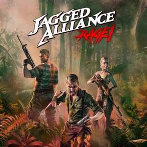 Koop Jagged Alliance Rage CD Key Goedkoop Vergelijk de Prijzen