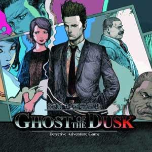 Jake Hunter Detective Story Ghost of The Dusk