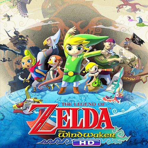 Koop Legend of Zelda The Wind Waker HD Nintendo Wii U Download Code Prijsvergelijker
