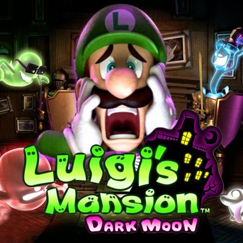 Luigi's Mansion 2 Dark Moon