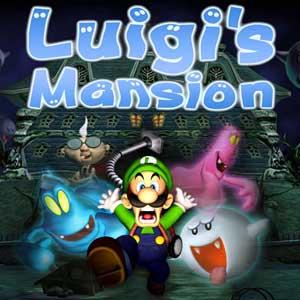 Koop Luigi's Mansion Nintendo 3DS Goedkoop Vergelijk de Prijzen