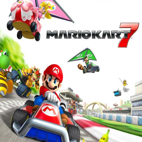 Koop Mario Kart 7 Nintendo 3DS Download Code Prijsvergelijker