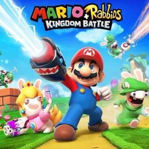 Koop Mario + Rabbids Kingdom Battle Nintendo Switch Goedkope Prijsvergelijke