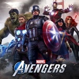Koop Marvel's Avengers Xbox Series X Goedkoop Vergelijk de Prijzen