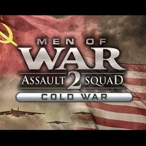 Koop Men of War Assault Squad 2 Cold War CD Key Goedkoop Vergelijk de Prijzen
