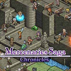 Mercenaries Saga Chronicles