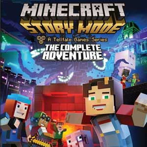 Koop Minecraft Story Mode The Complete Adventure Nintendo Switch Goedkope Prijsvergelijke