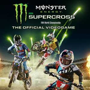 Koop Monster Energy Supercross CD Key Compare Prices