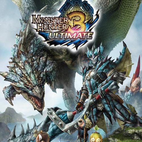 Koop Monster Hunter 3 Ultimate Nintendo Wii U Download Code Prijsvergelijker