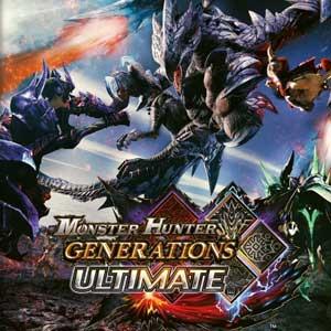 Koop Monster Hunter Generations Ultimate Nintendo Switch Goedkope Prijsvergelijke