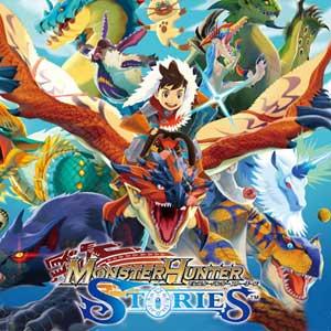 Koop Monster Hunter Stories 3DS Download Code Prijsvergelijker