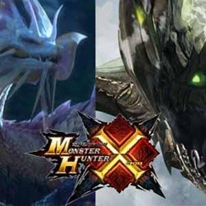 Koop Monster Hunter X Nintendo 3DS Download Code Prijsvergelijker