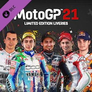 Koop MotoGP 21 Limited Edition Liveries PS4 Goedkoop Vergelijk de Prijzen