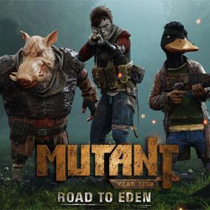 Koop Mutant Year Zero Road to Eden CD Key Goedkoop Vergelijk de Prijzen