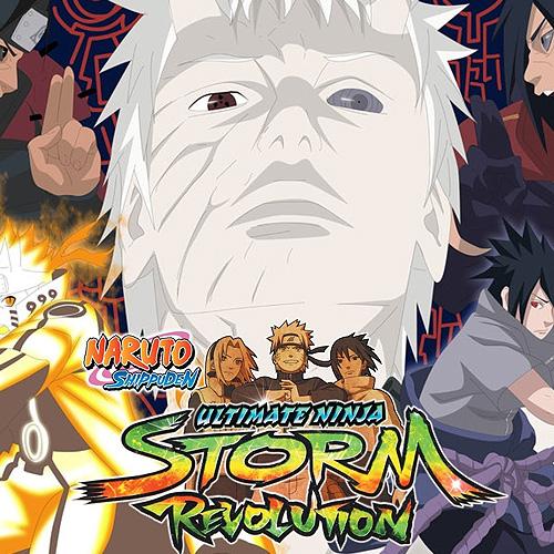 Koop Naruto Shippuden Ultimate Ninja Storm Revolution CD Key Compare Prices